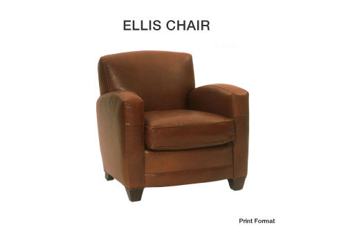 Ellis chair by MG and BW