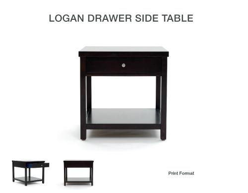 Logan side table