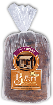 Yoga Bread by The Baker